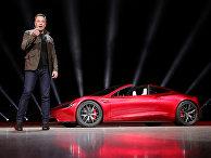 Генеральный директор Tesla Элон Маск