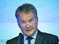 Президент Финляндии Саули Ниинистё
