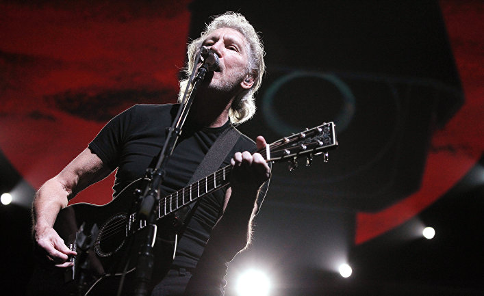 Концерт основателя группы Pink Floyd Роджера Уотерса
