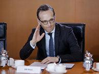 Глава МИД Германии Хайко Маас. Архивное фото