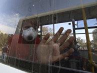Эвакуация в Армянске из-за опасений по поводу загрязнения воздуха на заводе «Крымский Титан»