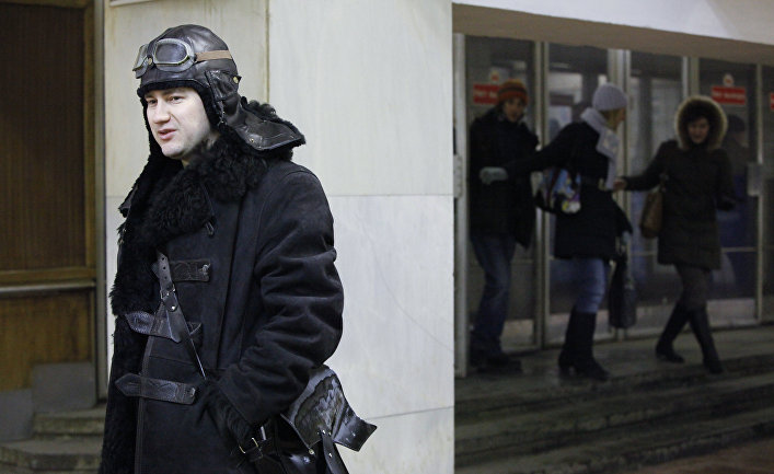 Писатель Дмитрий Глуховский