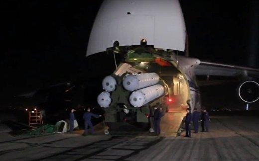 С-300 прибыли в Сирию