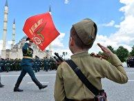 Парад Победы в городах России