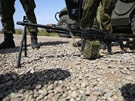 Пулемет Калашникова модернизированный (ПКМ)
