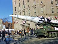 Баллистическая ракета Pershing 1
