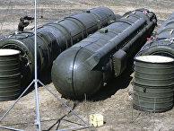 Связка из трех ракет РСД-10