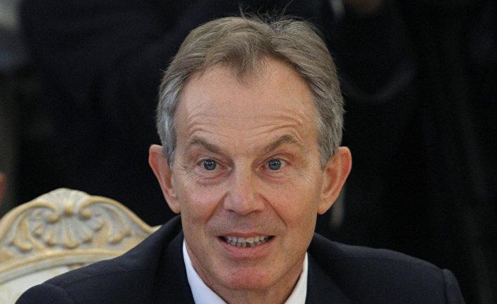 Тони Блэр