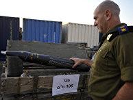 Израиль захватил немецкое судно «Франкоп»
