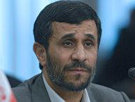 М.Ахмадинежад