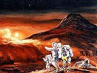 Концепция высадки первого человека на Марс