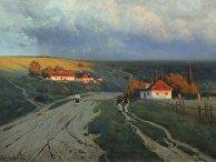 К.Я. Крыжицкий К. Я., «Вечер на Украине», 1901 год