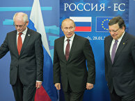 Саммит Россия – Европейский союз в Брюсселе. Фото с места событий