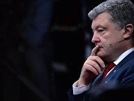 Президент Украины Петр Порошенко на саммите НАТО в Брюсселе