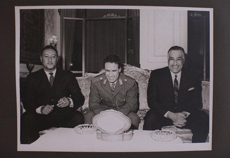 40 лет в политике: фотографии из архива Каддафи