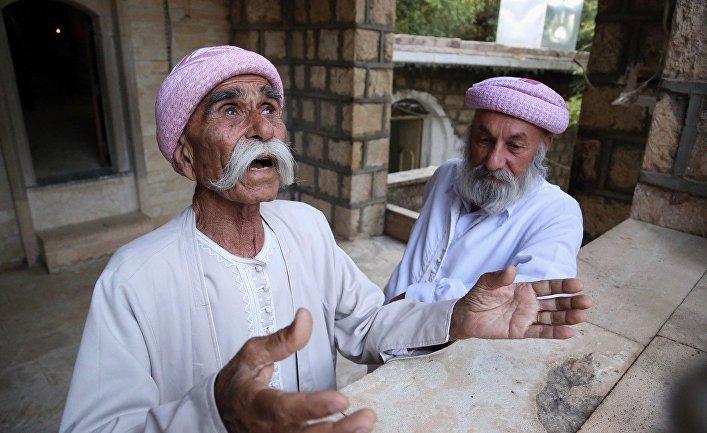 Курды-езиды