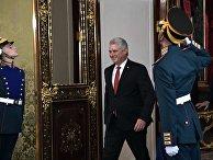 Российско-кубинские переговоры