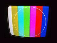 Заставка на телевидении