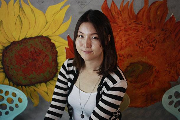 Ет Хи Пак, женщина-трансгендер из Сеула