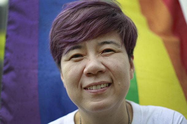 ЛГБТ в Сеуле: Хан Чхэ Ён