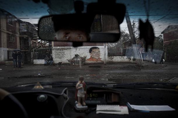 «Живая периферия» Алехандро Оливареса