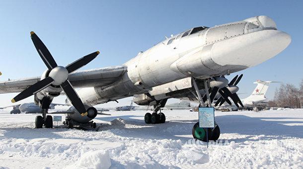 Стратегический ракетоносец Ту-95
