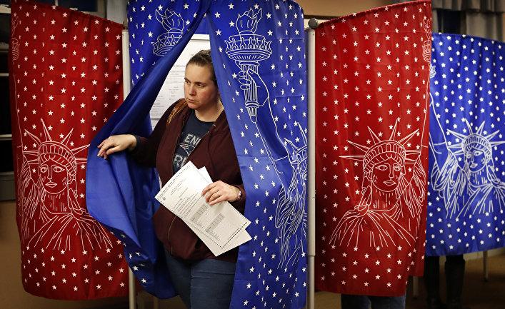 Промежуточные выборы в Конгресс США