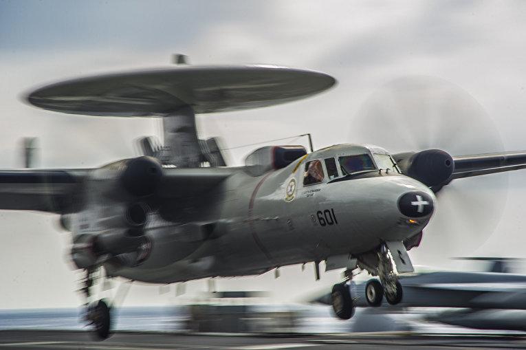 Грумман E-2C «Хокай»
