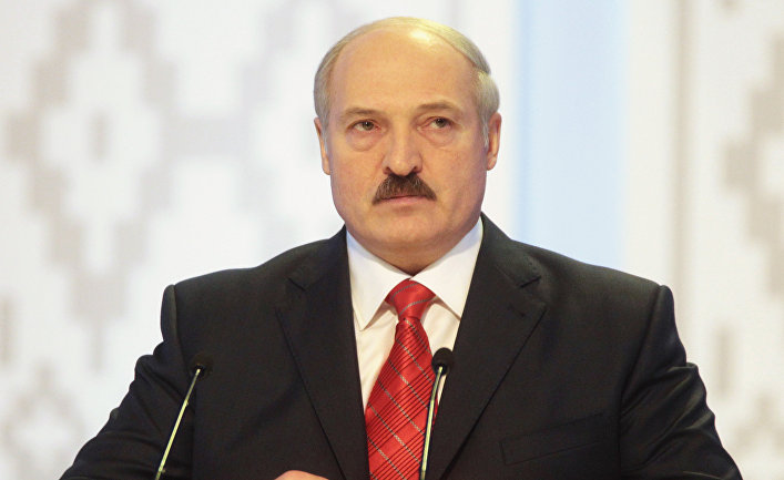Первая после выборов пресс-конференция Александра Лукашенко