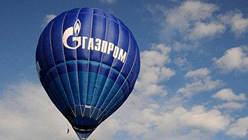 Шар Газпром
