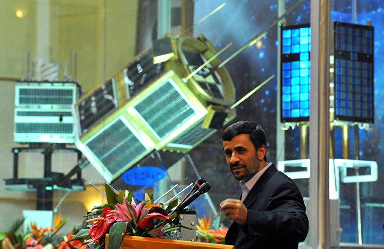 иранская космическая программа
