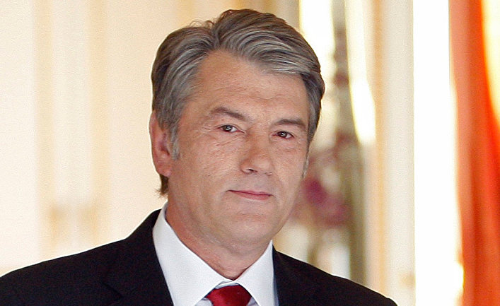 Президент Украини Виктор Ющенко