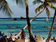 Курорт Пунта-Кана в Доминиканской республике