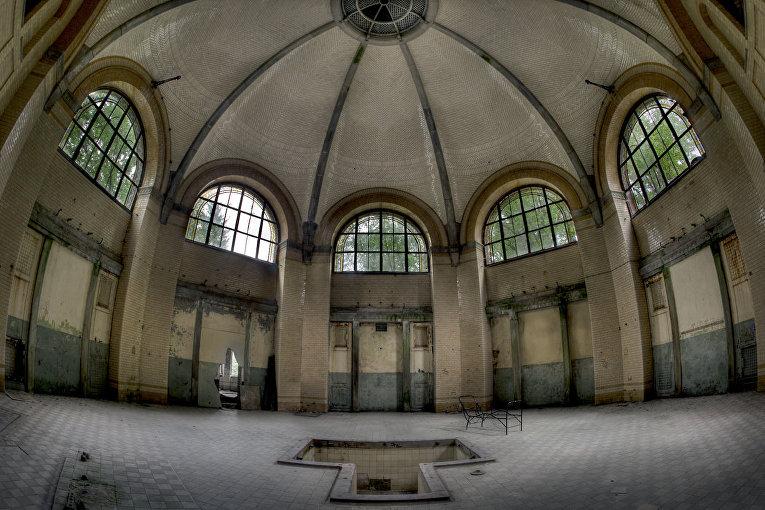 Госпиталь Белиц-Хайльштеттен, Германия