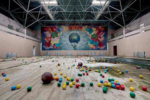 Спортивный зал, Россия