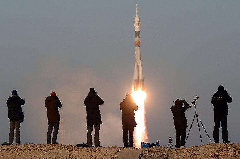 Космический корабль «Союз ТМА-19М»