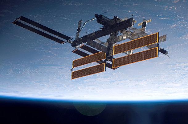 Фото Международной космической станции