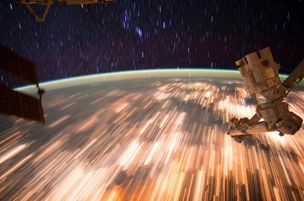 Астронавты Международной космической станции