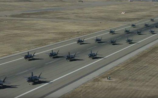 Недостижимая для России и Китая мощь Ф-35