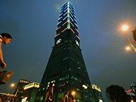 """Башня """"Тайбэй 101"""", Тайвань"""