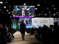 Участники конференции по климату в Катовице