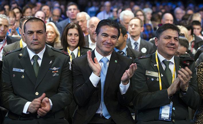 Израильский советник по национальной безопасности Йоси Коэн