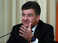 Министр иностранных дел Словакии Мирослав Лайчак