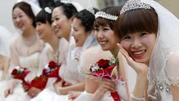 Китайские невесты
