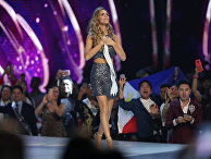 Мисс Испания Анджела Понс на конкурсе Мисс Вселенная в Бангкоке
