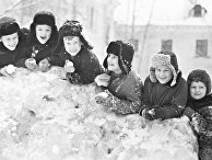 Зимние каникулы у школьников Череповца