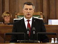 Инаугурация нового президента Латвии