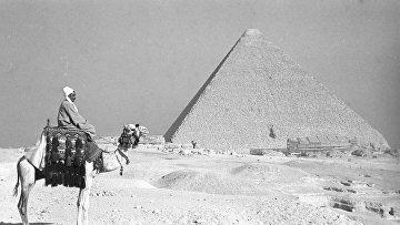 Пирамида Хеопса, или Большая пирамида