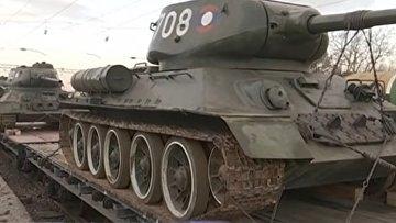 Т-34 - национальная гордость россиян