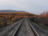 Железная дорога в Ямало-Ненецком автономном округе